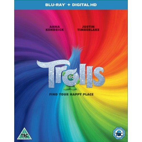 Trolls (included Digital Download)