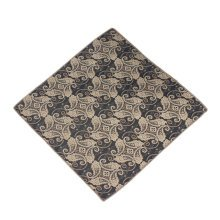 Elegant Pocket Square Handkerchiefs Men's Chest Towel With Special Pattern, No.1