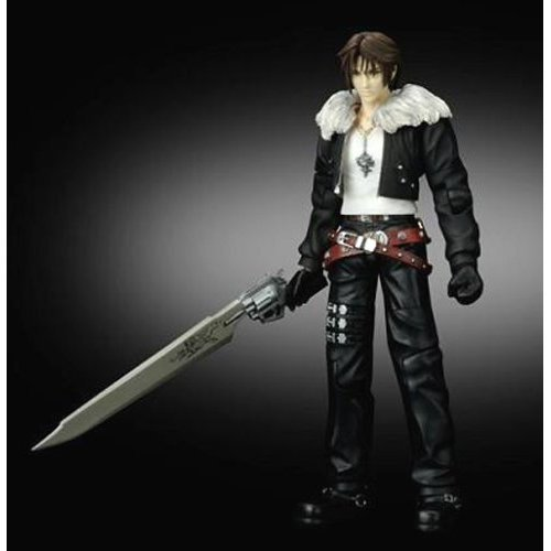 Final Fantasy VIII Squall Leonhart Action Figure
