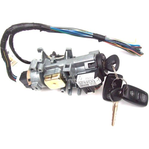 Mazda 6 RX-8 Ignition Lock Barrel & 2 Keys GJ6A66938A VP2ALF-15607-AC