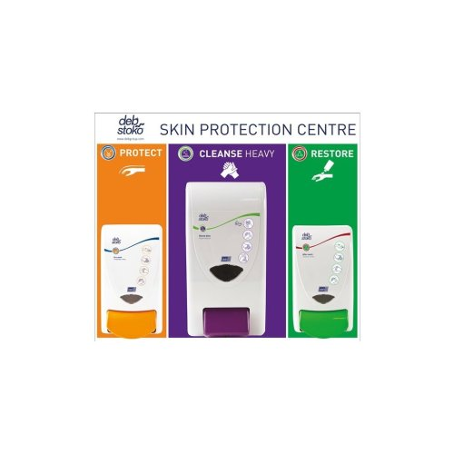 Skin Protection Centre - 3 Step - Small 4 Litre