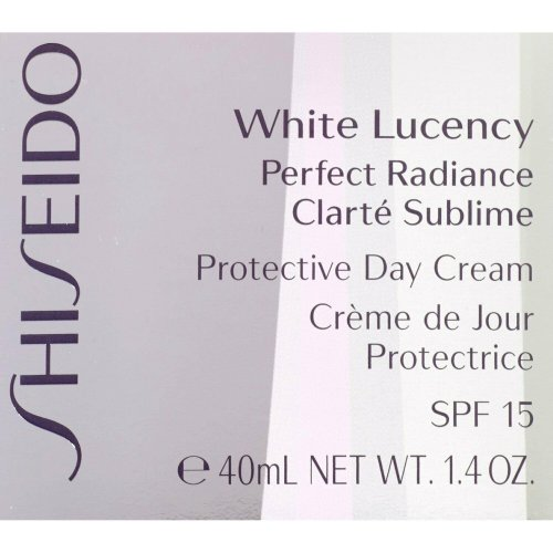 Shiseido White Lucency Perfect Radiance Protective Day Cream with SPF15 40 ml