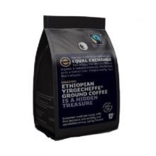 Equal Exchange - Org F/T Yirgacheffe Grd Coffee 227g