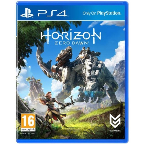 Horizon Zero Dawn Game PS4
