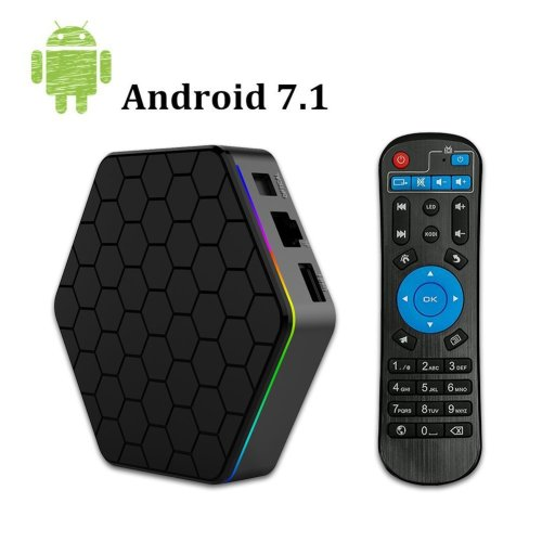 tv box android 7.1 - viden w2 opiniones