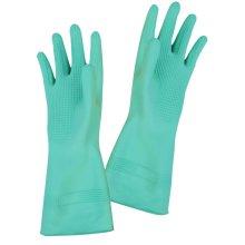 Waterproof Latex Gloves Hand Gloves For Kitchen Household Gloves