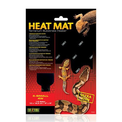 Exo Terra Terrarium Heat Mat X-Small 4w