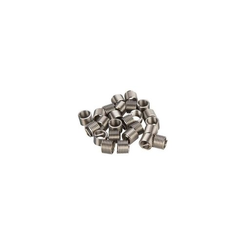 Helicoil Type Thread Inserts - M8 x 1.25mm x 1D 25pk