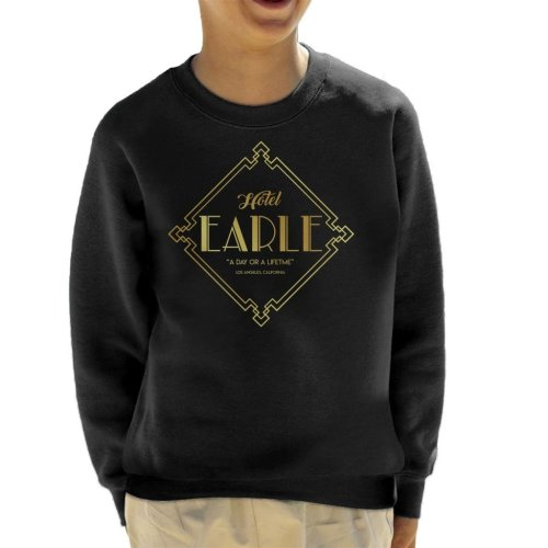 Hotel Earle Barton Fink Kid's Sweatshirt