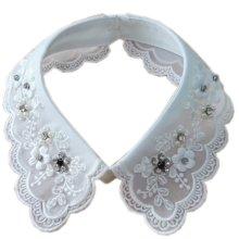 Fashion False Collar Detachable Shirt Sweater Collar for Women, #18