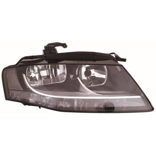 Audi A4 Mk3 3/2008-5/2012 Headlight Headlamp Drivers Side O/s