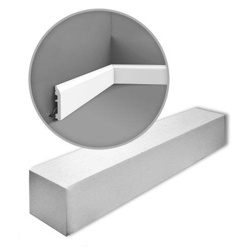 Orac Decor SX172-box-10 AXXENT Skirting boards 1 Box 10 mouldings   20 m