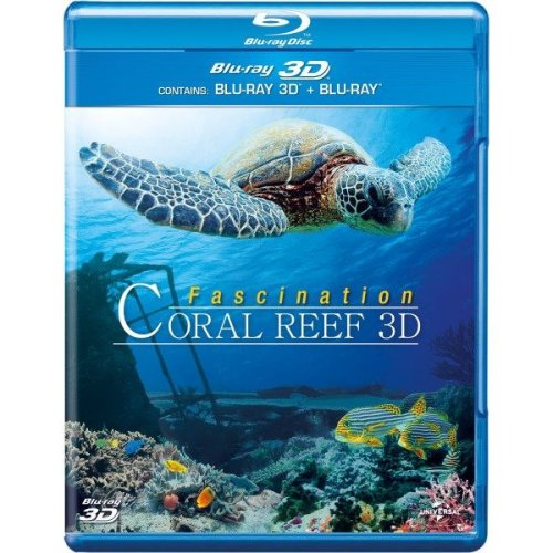Fascination Coral Reef 3d Boxset (hunters and the Hunted / Mysterious Worlds)