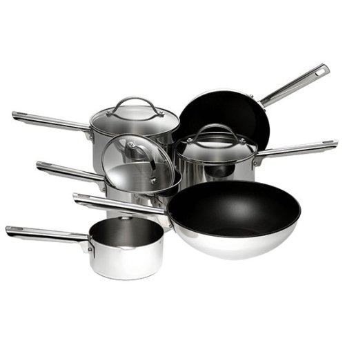 Meyer Professional Stainless Steel Set - Silver, Set of 6