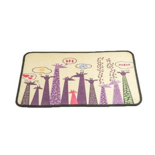 Hand Washable or Machine Washable Upscale Home Decoration Mat