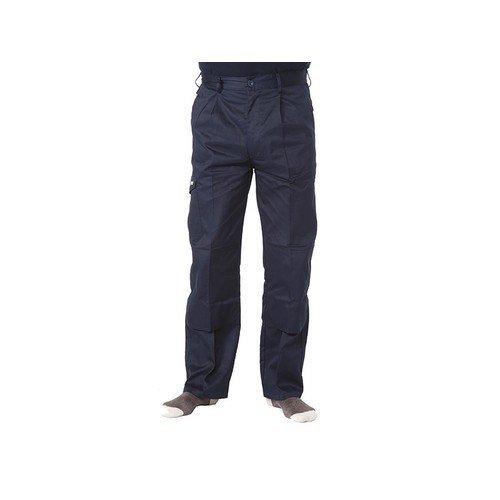 Apache APINDNAV Navy Industry Trousers Waist 32in Leg 31in