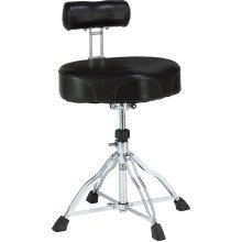 Tama Ergo Rider HT 741B Drum Throne With Backrest