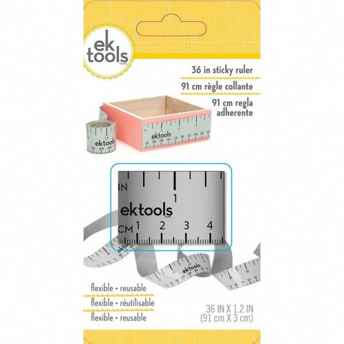 D54-02007 - Ek Success - 36 Inch Sticky Ruler