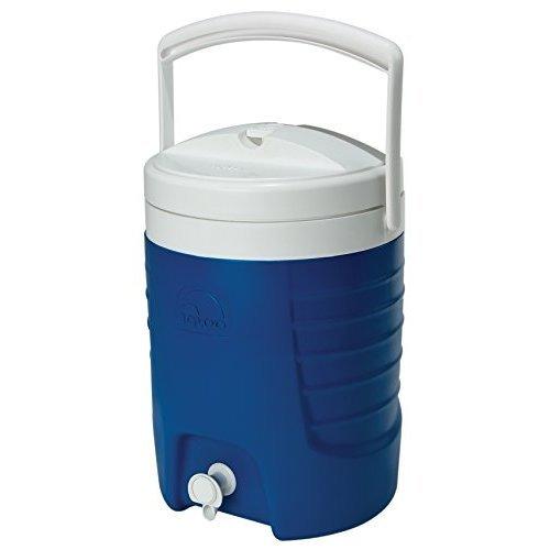 Igloo Sport Beverage Cooler Majestic Blue 2 Gallon