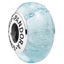 Pandora Disney Elsas Signature Color Murano Glass Charm - 791644