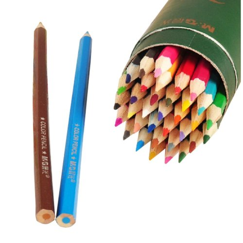 Writing Drawing Sketching Colored Pencils, 36 Colored Pencils
