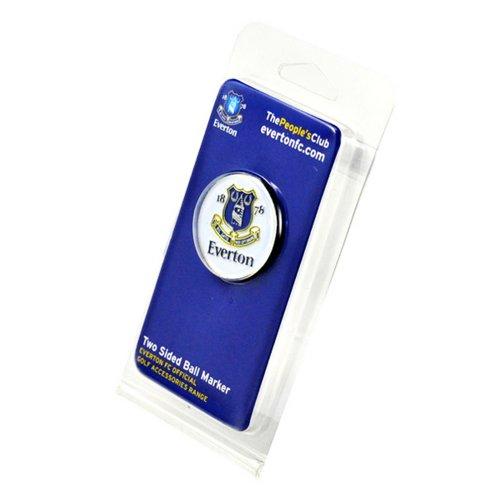 Everton FC Official Football Crest Golf Ball Marker