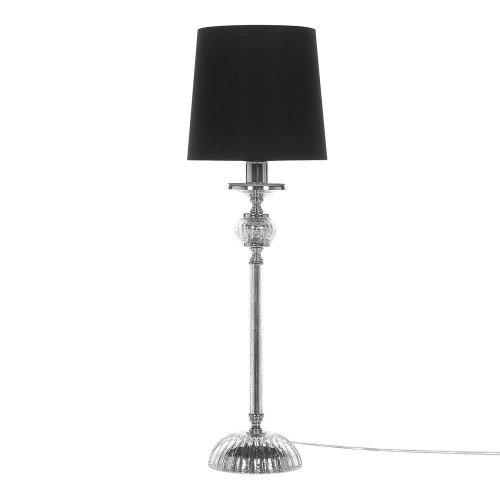Table Lamp Black KUBENA