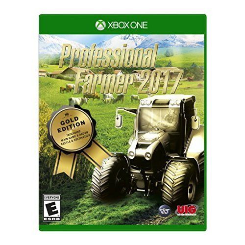 Professional Farmer Gold Xbox One 2017 Edition