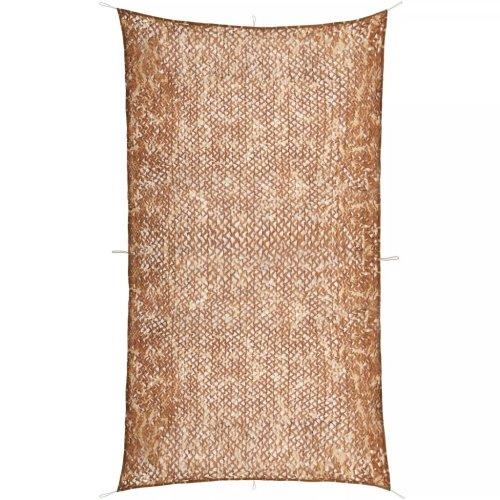 vidaXL Camouflage Netting with Storage Bag 4x8 m