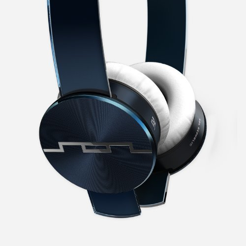 e0454a89f08 SOL REPUBLIC Tracks Ultra On Ear Headphones with Remote and Mic Blue on  OnBuy