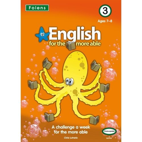 English for the More Able - Book 3: Bk. 3