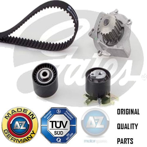 For S40 V80 Ford Mondeo MK4 2.0 tdci Timing Belt Water Pump Tensioner pulley kit