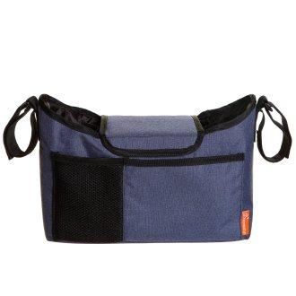 Dreambaby On-The-Go Bag - Blue Denim