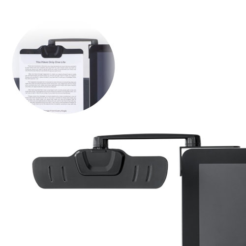 Dihl 3M Monitor Desk Mount Paper Document Holder Arm Attach Clip Office Note