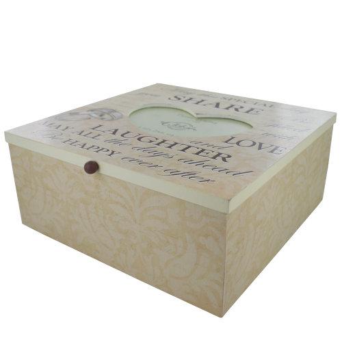 Wedding Memory Box Memories Keepsakes Wedding Box Happy Ever After