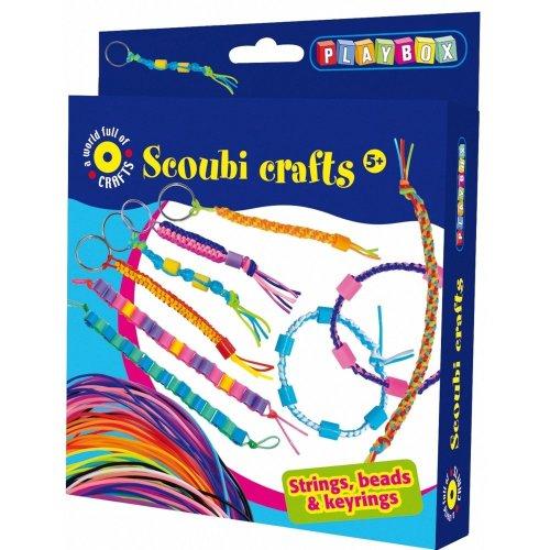 Pbx2471046 - Playbox - Craft Set Scoubie Craft