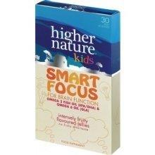 Higher Nature - Smart Focus Kids (Omegas) Jellies