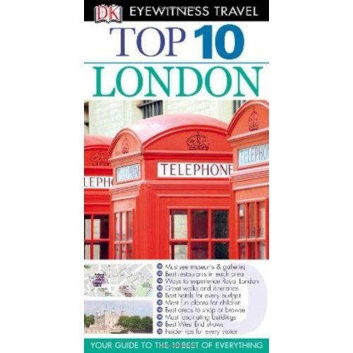 Top 10 London (DK Eyewitness Top 10 Travel Guides)