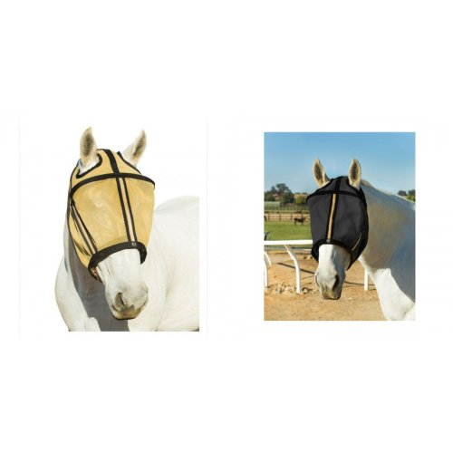 Noble Outfitters Guardsman Fly Mask No Ears