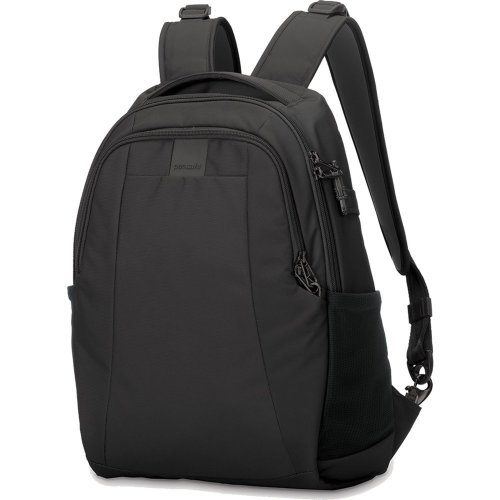 Pacsafe Metrosafe LS350 Anti Theft 15L Backpack (Black)