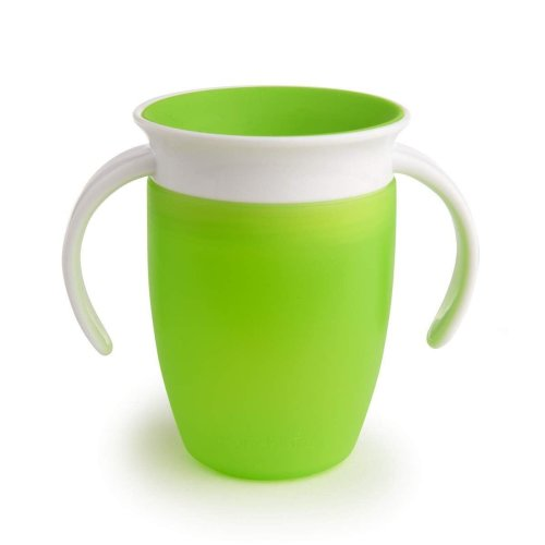 Munchkin Miracle 360 Trainer Cup 207ml - Green
