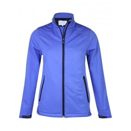 ProQuip Isla Full Zip Soft Shell Wind 360 Jacket Delph Small