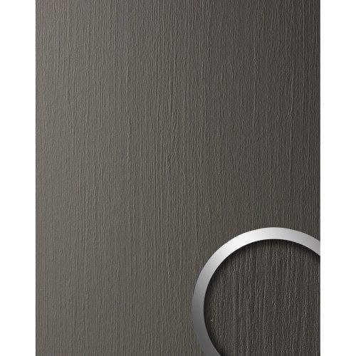 WallFace 12449 DECO SMOKE Wall panel self-adhesive structure grey 2.6 sqm