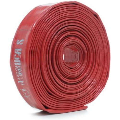 Swimmer 15 Metre Backwash Hose, Swimming Pool Hose (Red)