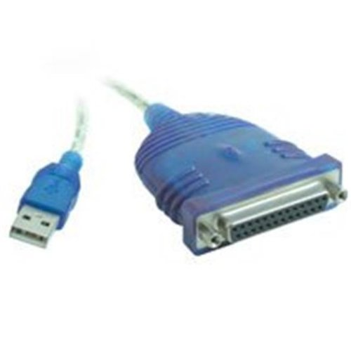 Cables To Go 16899 6ft USB to DB25 IEEE-1284 PARALLEL PRINTER ADAPTER