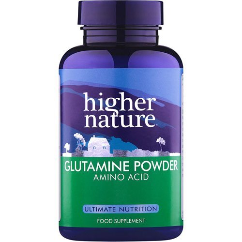 Higher Nature  Glutamine Powder 100g