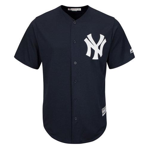 New York Yankees MLB Navy Cool Base Jersey
