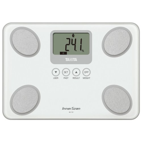 Tanita BC731 InnerScan Body Composition Monitor - White