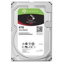 Seagate NAS HDD IronWolf 8TB 8000GB Serial ATA III internal hard drive
