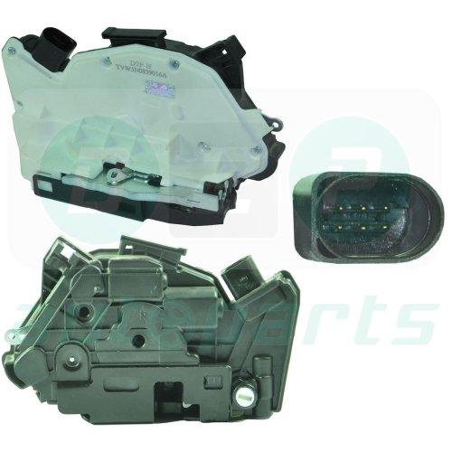 Rear Right Door Lock Mechanism For Audi A1 (2011-2014) 5N0839016A, 5N0839016D